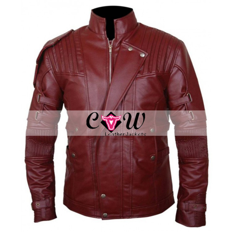 Guardians of the Galaxy Vol 2 Chris Pratt Star Lord Jacket