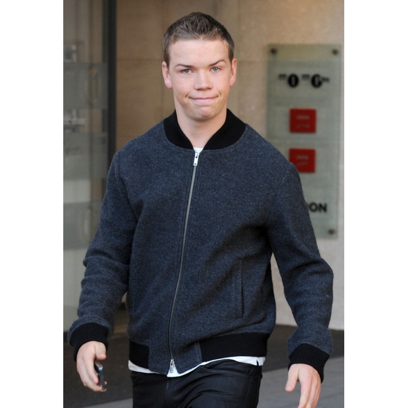 Will Poulter The Maze Runner Jacket