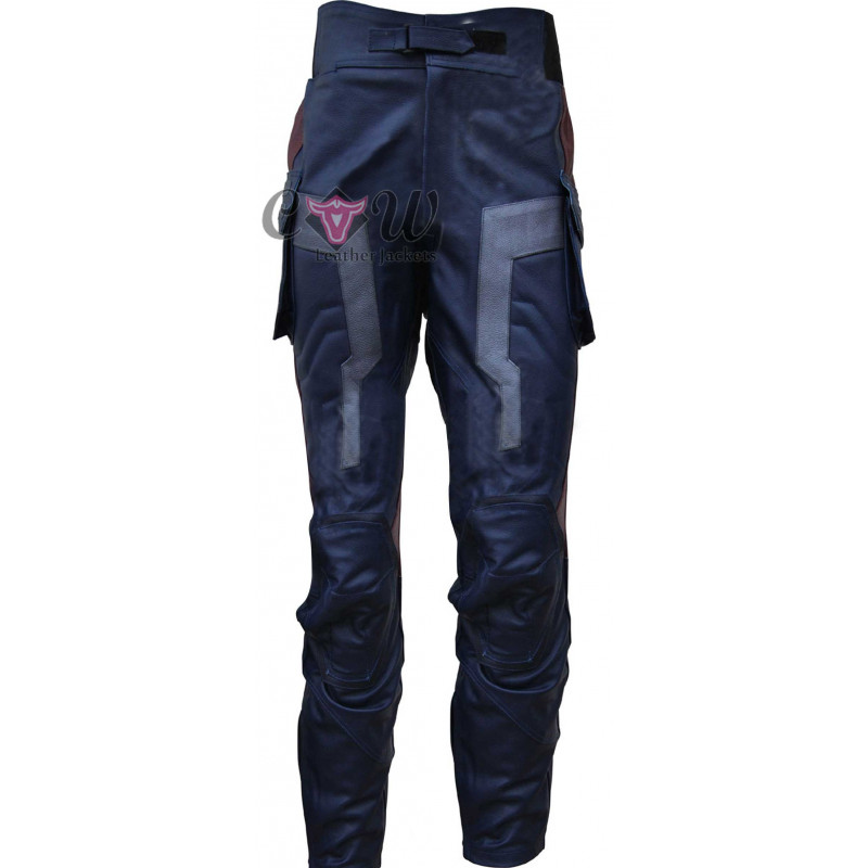 Captain America The Winter Soldier Pant