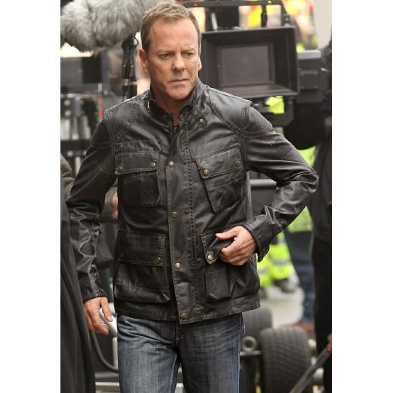 24: Live Another Day Jack Bauer Jacket