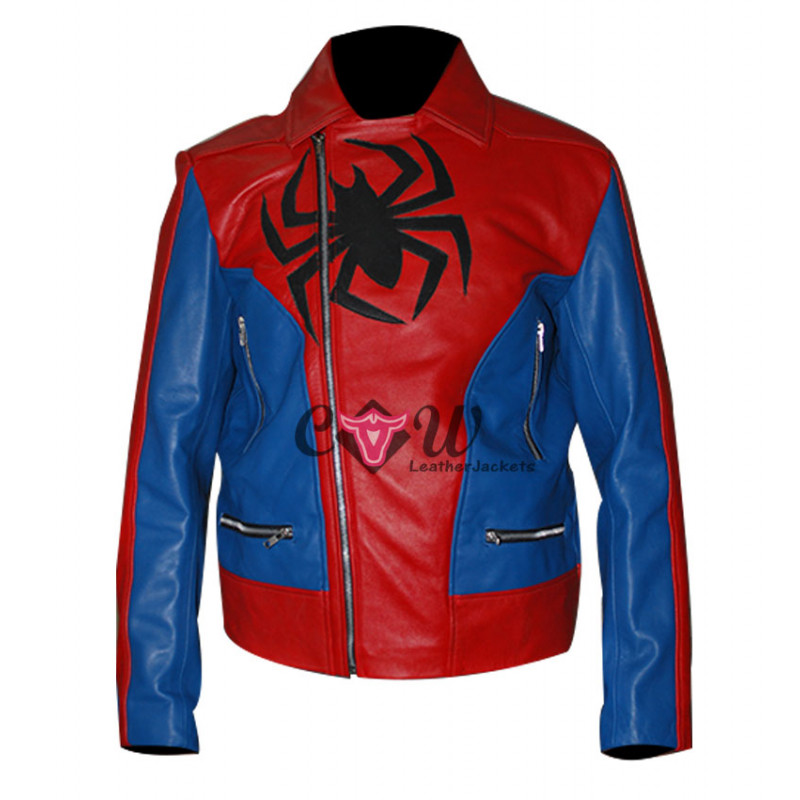 Peter Parker Spiderman New Style Jacket
