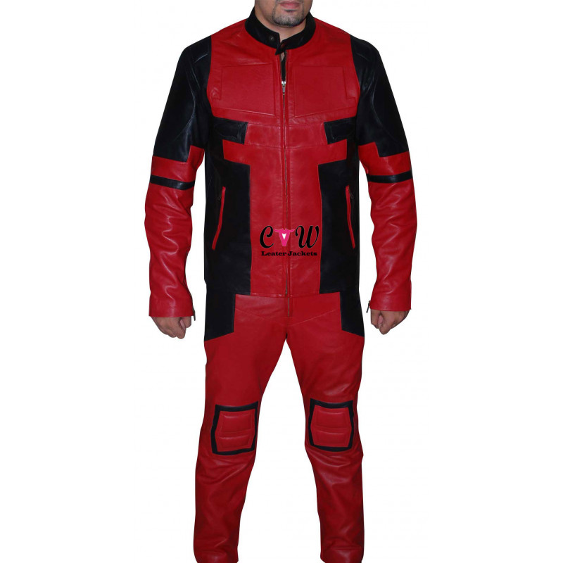 Deadpool Ryan Reynolds Costume