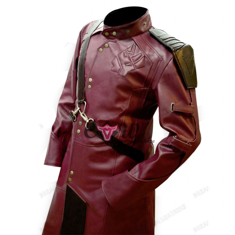 Guardians of the Galaxy Style Coat