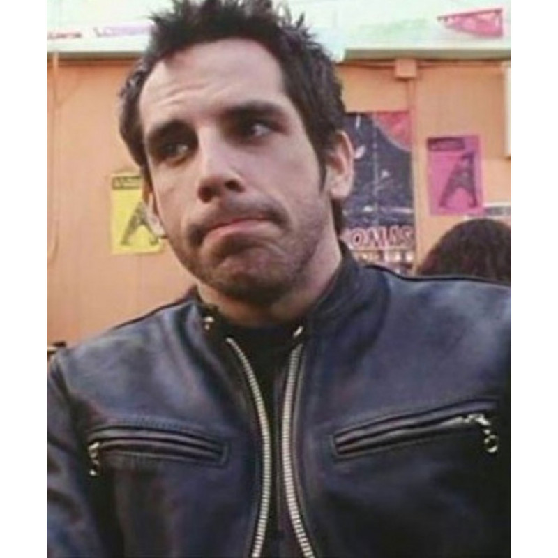 Mystery Men Mr Furious Leather Jacket