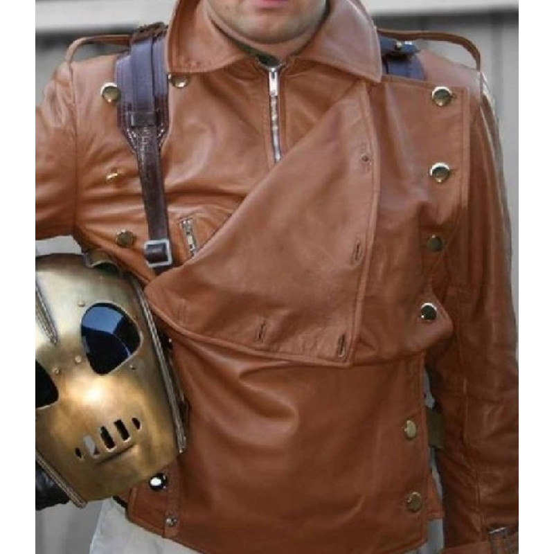 The Rocketeer: Billy Campbell Leather Jacket