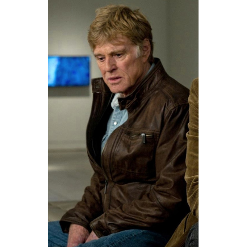 The Company You Keep Robert Redford Leather Jacket