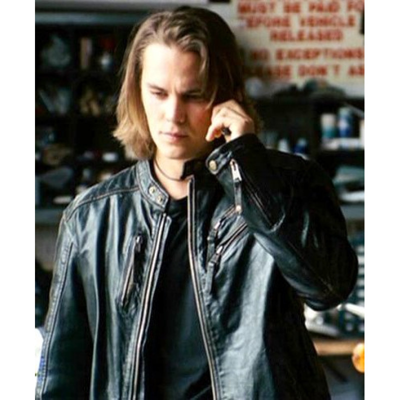The Covenant: Pogue Parry (Taylor Kitsch) Leather Jacket