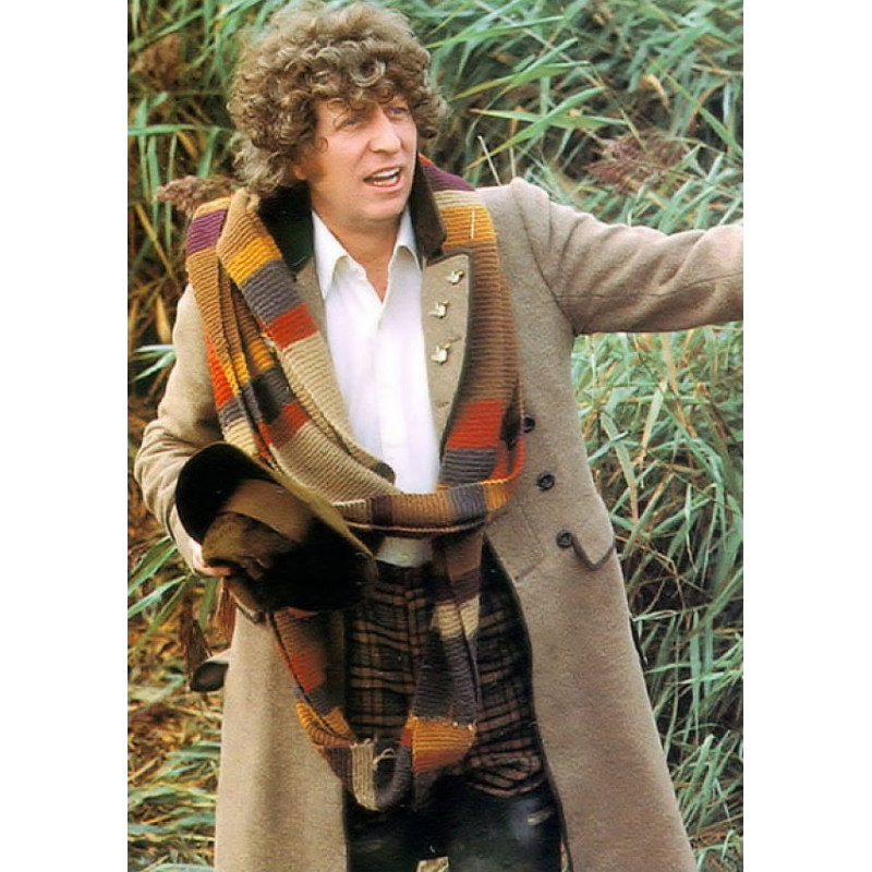 4th doctor Long Coat