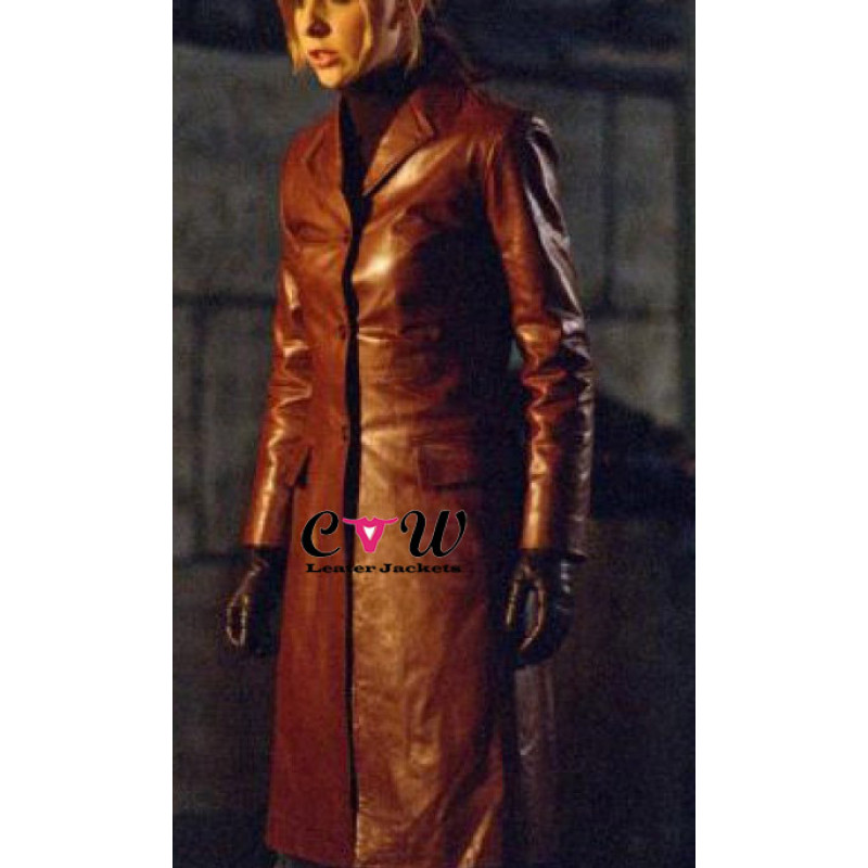 Buffy the Vampire Slayer Buffy Summers Leather Coat